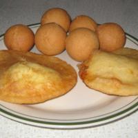 Arepas de Huevos Recipe