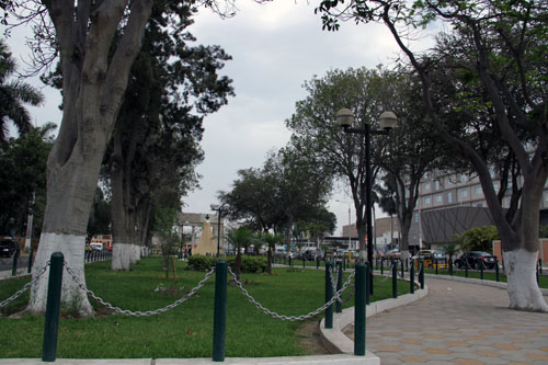 Park in Chiclayo