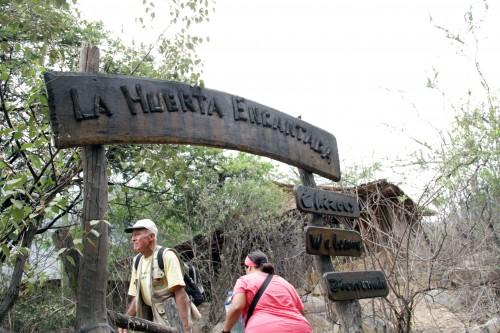 La Huerta Encantada at Chaparrí